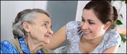 assisted living facility care